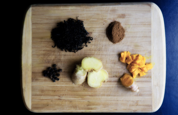 Turmeric Root Tea Recipe